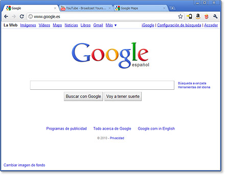 descargar google chrome mas rapido
