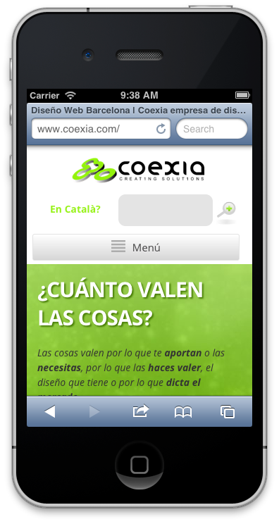 coexia iphone