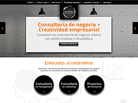 Creatizem - Web en WordPress